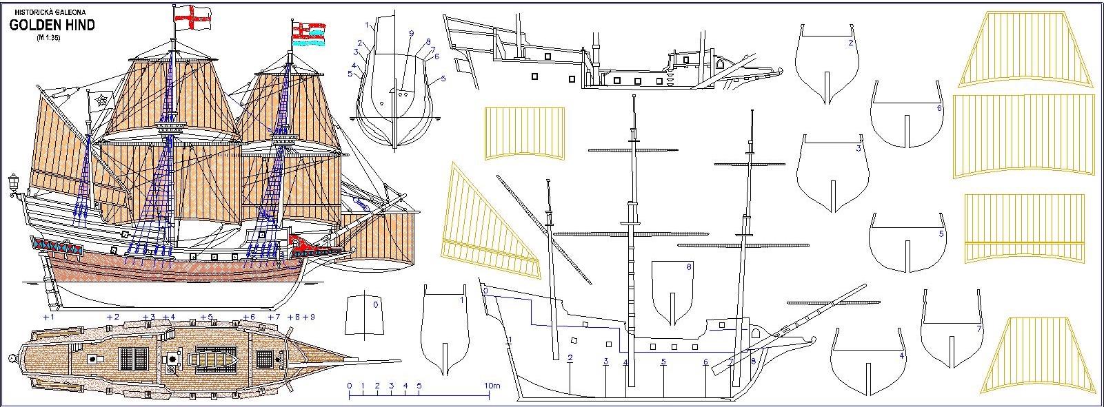 Корабль из дерева своими руками чертежи для школьников 593